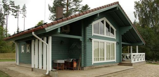 Casas de madera madrid de 125 m2 - Casas de madera madrid ...