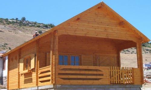 Casas de madera buenos precios baratas ofertas - Casas modulares sevilla ...